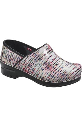 Professional by Sanita Women's Tori Print Clog