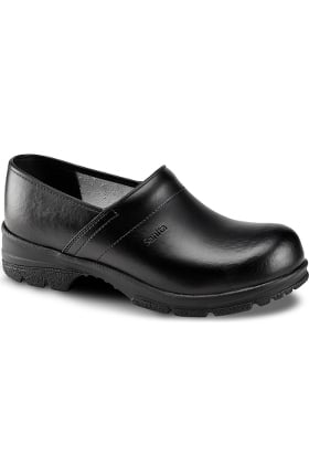 Safety by Sanita Unisex San Wood Solid Clog