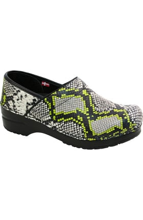 Professional by Sanita Women's Veazie Print Clog