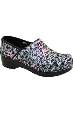 Professional by Sanita Women's Winslow Print Clog