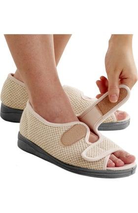 Silvert's Women's Comfort Solid Sandal