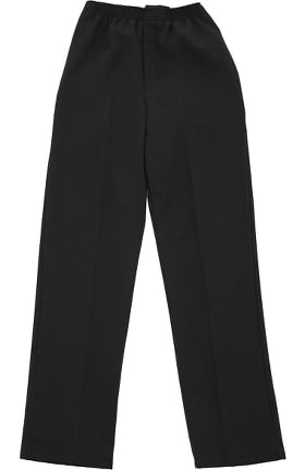 Silvert's Men's Open Back Gabardine Solid Pant