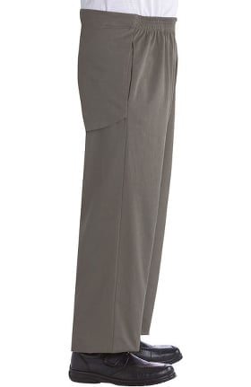 Silvert's Men's Open Back Solid Pant
