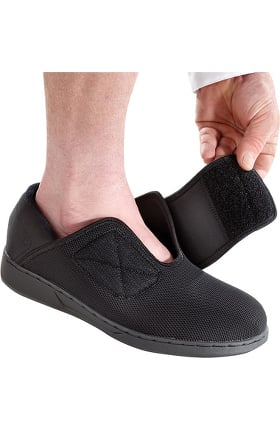 Silvert's Men's Comfort Step Solid Shoe