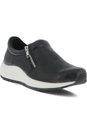 Spring Step Women's Activo Side Zip Shoe
