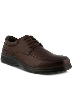 Spring Step Men's Brogan Lace-Up Shoe