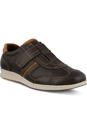 Spring Step Men's Draco Hook and Loop Strap Shoe