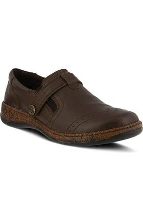 Spring Step Women's Smolqua Strap Slip On Shoe