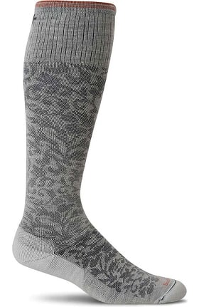 Clearance Sockwell Women's Damask 15-20 mmHg Graduated Compression Sock