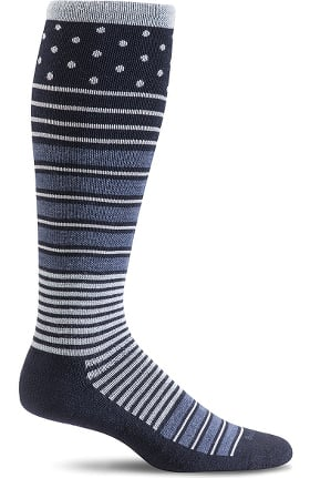 Sockwell Women's Twister 20-30 mmHg Graduated Compression Sock