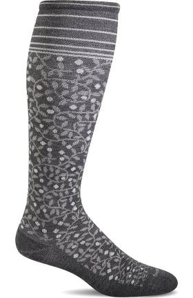 Clearance Sockwell Women's New Leaf 20-30 mmHg Graduated Compression Sock
