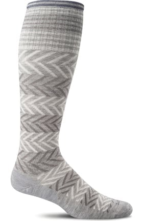 Sockwell Women's Chevron 15-20 mmHg Graduated Compression Sock