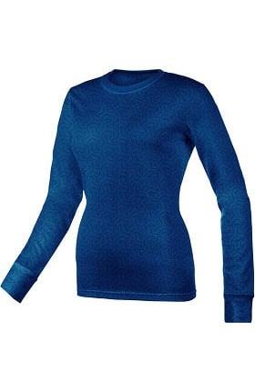 Think Medical Women's Curve Burn Out Underscrub T-Shirt