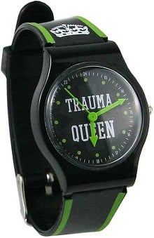 Think Medical Womens Trauma Queen Jelly Watch