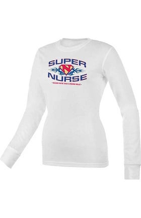 Think Medical Womens Super Nurse Underscrub