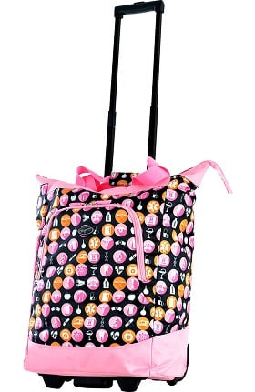 Think Medical Women's Olympia Rolling Medical Bag