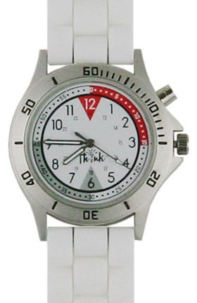 Think Medical Unisex Braided Silicone Professional Watch