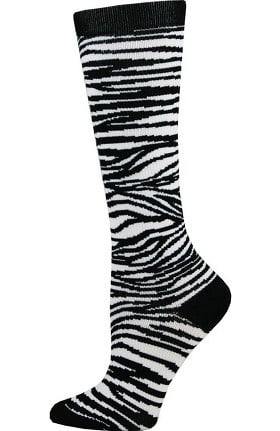 Think Medical Women's Animal Print 10-14 mmHg Compression Sock