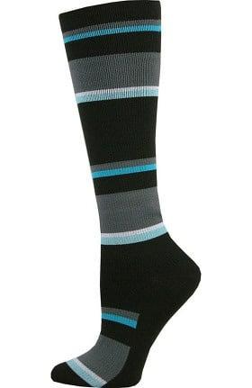 Think Medical Men's Stripe Print 10-14 mmHg Compression Sock