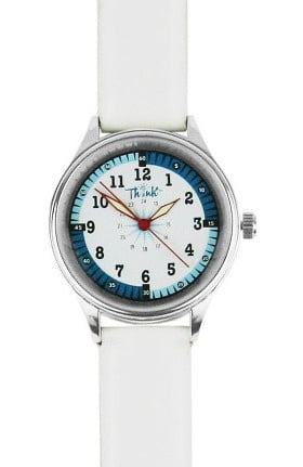 Think Medical Leather Luxury Nurse Watch