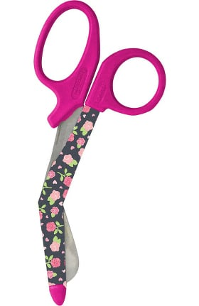 "Think Medical 5½"" Utility Printed Scissors"