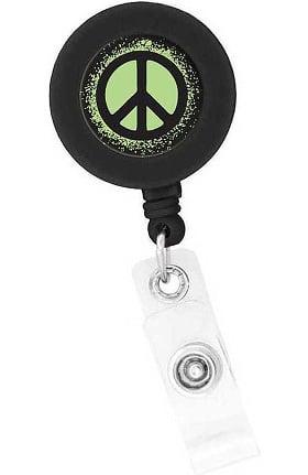 Think Medical Printed Round Retractable Badge Reel