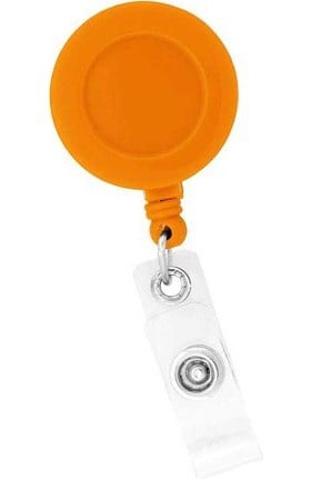 Clearance Think Medical Round Retractable ID Badge Reel