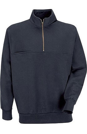 Clearance Horace Small Unisex Quarter Zip Pull Over Sweater