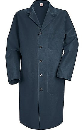 "Red Kap Men's 5-Button 41½"" Lab Coat"