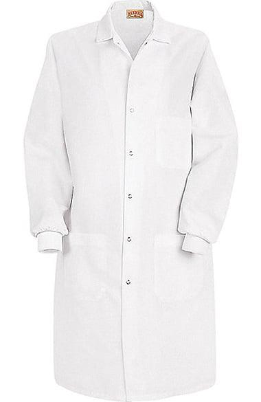 Red Kap Unisex Knit Cuff 41 189 Quot Lab Coat Allheart Com