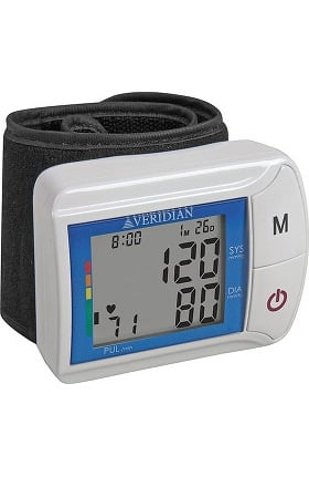 Veridian Healthcare Digital Wrist Blood Pressure Monitor