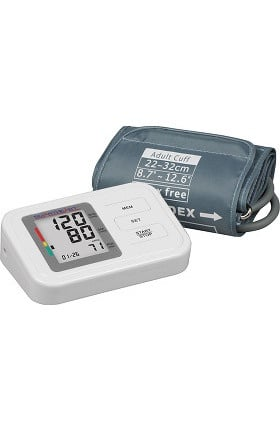 Veridian Healthcare Digital Blood Pressure Adult Arm Monitor Kit