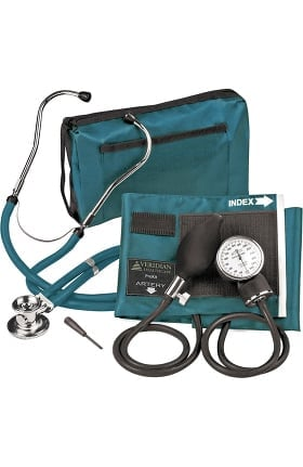 Veridian Healthcare ProKit Adjustable Aneroid Sphygmomanometer & Sprague Stethoscope Kit