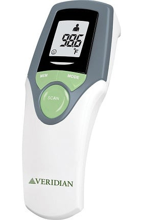 Veridian Healthcare Touch Free Forehead Thermometer