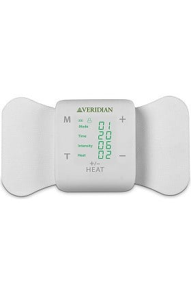 Veridian Healthcare TENS + Heat Therapy Wireless Pain Management Solution