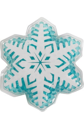 Veridian Healthcare Reusable Gel Beads Snowflake Pack