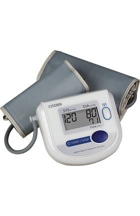 Veridian Healthcare Citizen Arm Digital Blood Pressure Monitor with Adult and Large Adult Cuffs