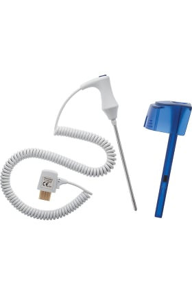 Welch Allyn Oral Temperature Probe & Well Assembly for SureTemp Plus Electronic Thermometer 02893