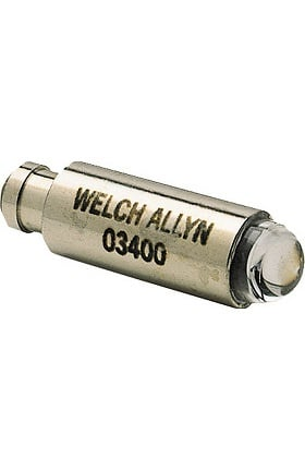 Welch Allyn 03400 Halogen Lamp For 2.5V Illuminators and Pocketscope Otoscopes