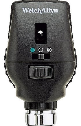 Welch Allyn 11720 3.5V Coaxial Ophthalmoscope Head