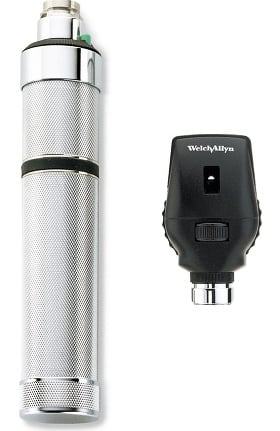 Welch Allyn 11750 Ophthalmoscope Set