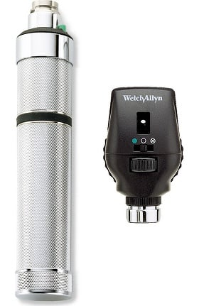 Welch Allyn 11790 Ophthalmoscope Set