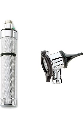 Welch Allyn 3.5 V Pneumatic Otoscope Set 20270