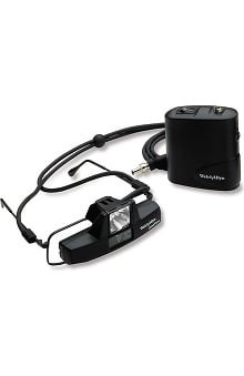 Welch Allyn Spectacle Mount LumiView with Portable Power Source, Rechargeable Battery and Battery Charger 20500S