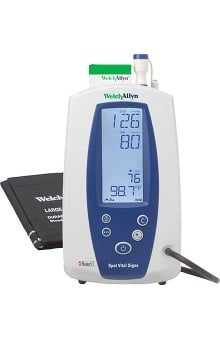Welch Allyn Spot Vital Signs® with SureTemp® Device 420TB