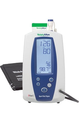 Welch Allyn Spot Vital Signs with SureTemp Device 420TB-E1