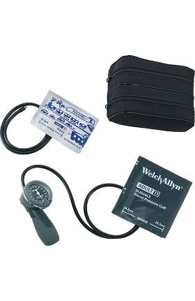 Welch Allyn Gold Series Trigger Student Blood Pressure Set 5098-42 DS66