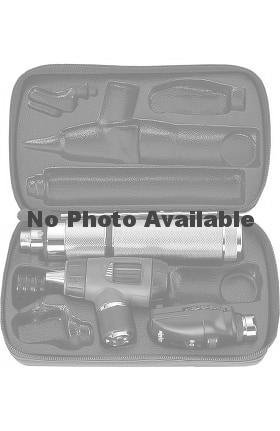 Welch Allyn 97200-MC 3.5V Coaxial Diagnostic Set with Throat Illuminator & Convertible Handle