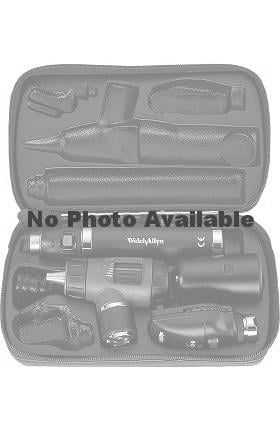 Welch Allyn 97200-MS 3.5V Coaxial Diagnostic Set with Throat Illuminator & Lithium-Ion Smart Handle