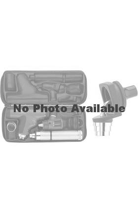 Welch Allyn 97210-MPC PanOptic Diagnostic Set with Cobalt Filter, Magnifying Lens & Convertible Handle